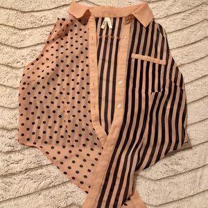 Truth Unique Sleeveless Tie Top